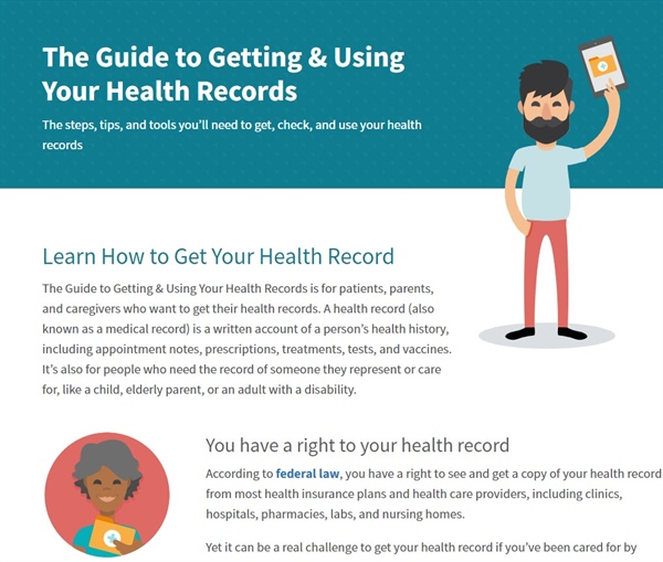 The Guide to Getting & Using Your Health Records